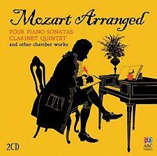 Australia Ensemble - Mozart Mozart Arranged [CD]