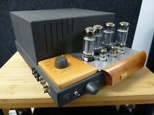 Unison Research Simply Four Valve Amp with BorderPatrol Power Supply - Preowned
