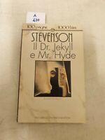 100 pagine 1000 lire il Dr. Jekyll e Mr. Hyde