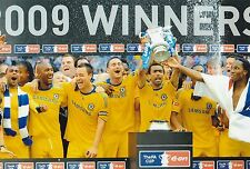 Chelsea 2009 FA Cup Final unsigned 12x8 photo no.2