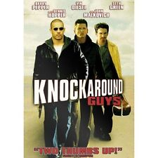 KNOCKAROUND GUYS DVD Vin Diesel Seth Green Barry Pepper