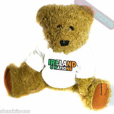 Ireland 6 Nations Mascot Novelty Gift Teddy Bear