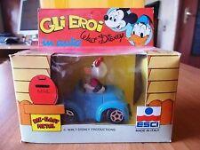 ESCI AUTO DI PAPERINA / DAISY DUCK CAR Gli eroi di Walt Disney in auto