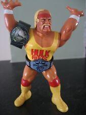 WWF WWE Custom Title Belts set for Hasbro figures Heavyweight Intercontinental