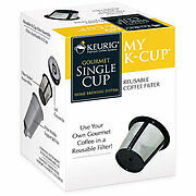Keurig My K-Cup Reusable Coffee Filter Simple And Cost Effective