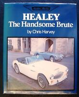 HEALEY THE HANDSOME BRUTE CAR BOOK AUSTIN