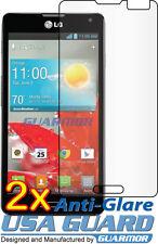 2x Anti-Glare LCD Screen Protector Cover Guard film LG Optimus F7 LG870 US870