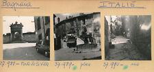 BAGNAIA c. 1960 - 24 Photos de la Ville Italie - PL 1203