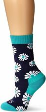 Hot Chilly's children Winter sports socks Flirty medium length, blue / turquoise
