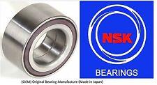 Rear Wheel Hub Bearing (OEM) NSK FOR 2007-2012 JAGUAR XKR 2012 XKR-S