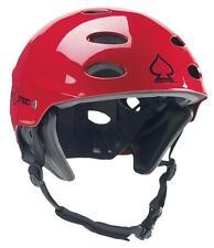 ProTec Ace Wake Watersports Helmet w Ears. Gloss Red XS | S | M | L | XL | XXL