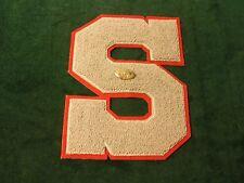 RARE ST STANISLAUS HIGH SCHOOL FOOTBALL VARSITY LETTER (NC)