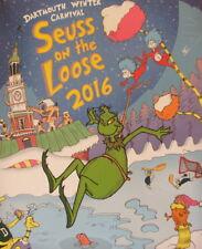 Dartmouth Winter Carnival Poster 2016 - Dr. Seuss Theme