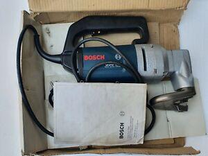 BOSCH GSC 3.5 Electric Metal Shears 3.5mm / 12 gauge, 230 Volt, 900 W, 1770 spm