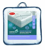 Tontine Comfortech Quilted Waterproof Mattress Protector | All Sizes