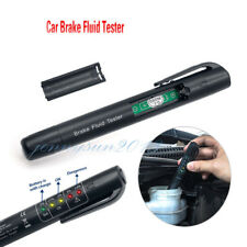 5 LED Car Brake Fluid Oil Tester Pen Indicator Truck Testing Tool For DOT3/4/5.1