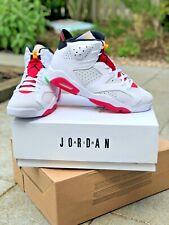 Nike Air Jordan Vi 6 Retro Gris Liebre-Size UK entrega especial 11 ✅