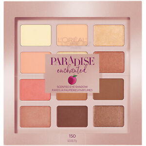 LOreal Paris Eye Makeup Paradise Enchanted Scented Eyeshadow Palette 0.25 fl oz