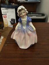 Royal Doulton England Porcelain Figurine Dinky Do Hn1678 — So Adorable!