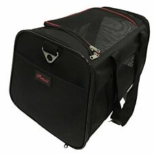 Pettall Pet Carrier 17.5 x 11 10.5 Inches Large Soft-Sided-Pet-Carrier for Small