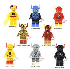 FLASH GODSPEED Custom Printed on Lego Minifigure By Poppunkmunky//buygofigure