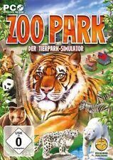 PC Computer Spiel ***** Zoo Park - Der Tierpark-Simulator ***************NEU*NEW