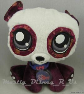 Littlest Pet Shop LPS PANDA Plush Bear With Code NEW