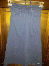 Hollister Womens NAVY Sun Dress, size XS NWT, HTF