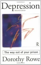 Depression: The Way Out of Your Prison,Dorothy Rowe- 9780415144827