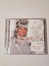 Celia Cruz Regalo Del Alma Queen Of Salsa Music Latin CD NEW
