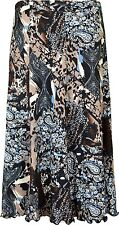 Womens gypsy Skirt Maxi Skirts Elasticated Waist 31inches