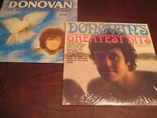 DONOVAN - 25YRS IN CONCERT HOLLAND PRESSED 1986 RELEASE & HITS CHRISTMAS SPECIAL