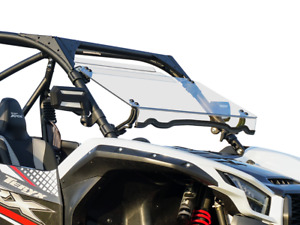 Kawasaki KRX 1000 Full Tilting Hard Coated Windshield