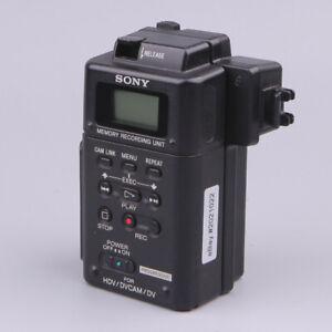 **USED**SONY HVR-MRC1 Memory Recording Unit + HVRA-CR1 eBay#2021022
