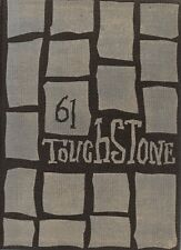 College Yearbook Hood College Frederick Maryland MD Touchstone 1961