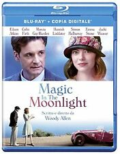 MAGIC IN THE MOONLIGHT (BLU-RAY) DI WOODY ALLEN, con Colin Firth, Emma Stone