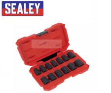 """Juegos de llave de tubo de taller de impacto Sealey 1/2"""""""