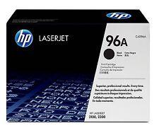 ORIGINAL HP C4096A 96a 2100 2200 canonlbp-470 lbp-1000 a-artículo Negro CARTÓN
