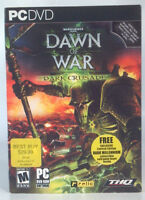 Warhammer 40,000: Dawn of War -- Dark Crusade PC DVD Windows 2000/XP