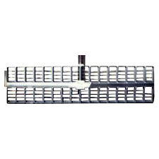 New Replacement Grille Silver & Chrome 104-115
