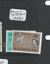 ASCENSION  (P1807B) QEII BIRD  SG177-8  MNH