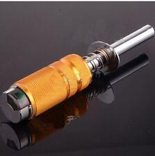 Glow Plug Starter Igniter+Meter Batt+ battery for Nitro Engine Car Plane Golden