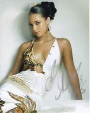 ALICIA KEYS signed autographed photo