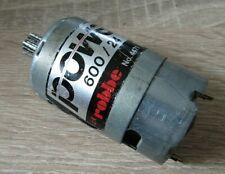 Vintage Robbe Power 600 / 24 mit 8,4V Nr.: 4471 Elektromotor brushed E-Motor