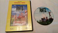 ANTZ HORMIGAZ DREAMWORKS PICTURES DVD + EXTRAS EDICION ESPAÑOLA REGION 2