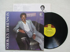 "LP 33T SMOKEY ROBINSON ""Where there's smoke"" TAMLA T7-366 T1 USA §"