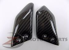 Ducati Monster S2R S4R S4RS Front Rearset Foot Mount Heel Guard Carbon Fiber