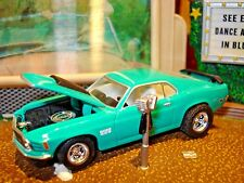 1970 70 FORD MUSTANG FASTBACK BOSS 429 LIMITED EDITION 1/64 HW 1970'S MUSCLE