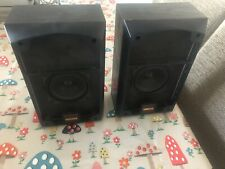 YAMAHA NS E40 SMALL SURROUND SPEAKERS