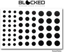 Blocked Webcam/Camera Vinyl Covers | 57 Low-Tack Restickable Webcam Sticker | |